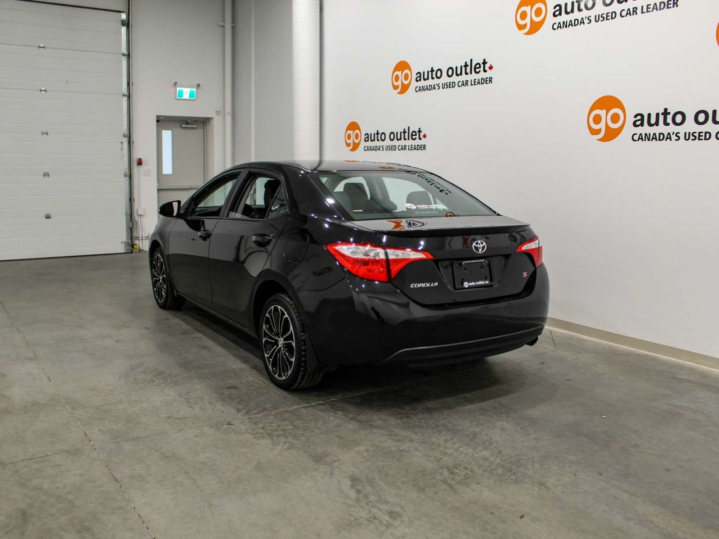 2016 Toyota Corolla S for sale in Edmonton, Alberta