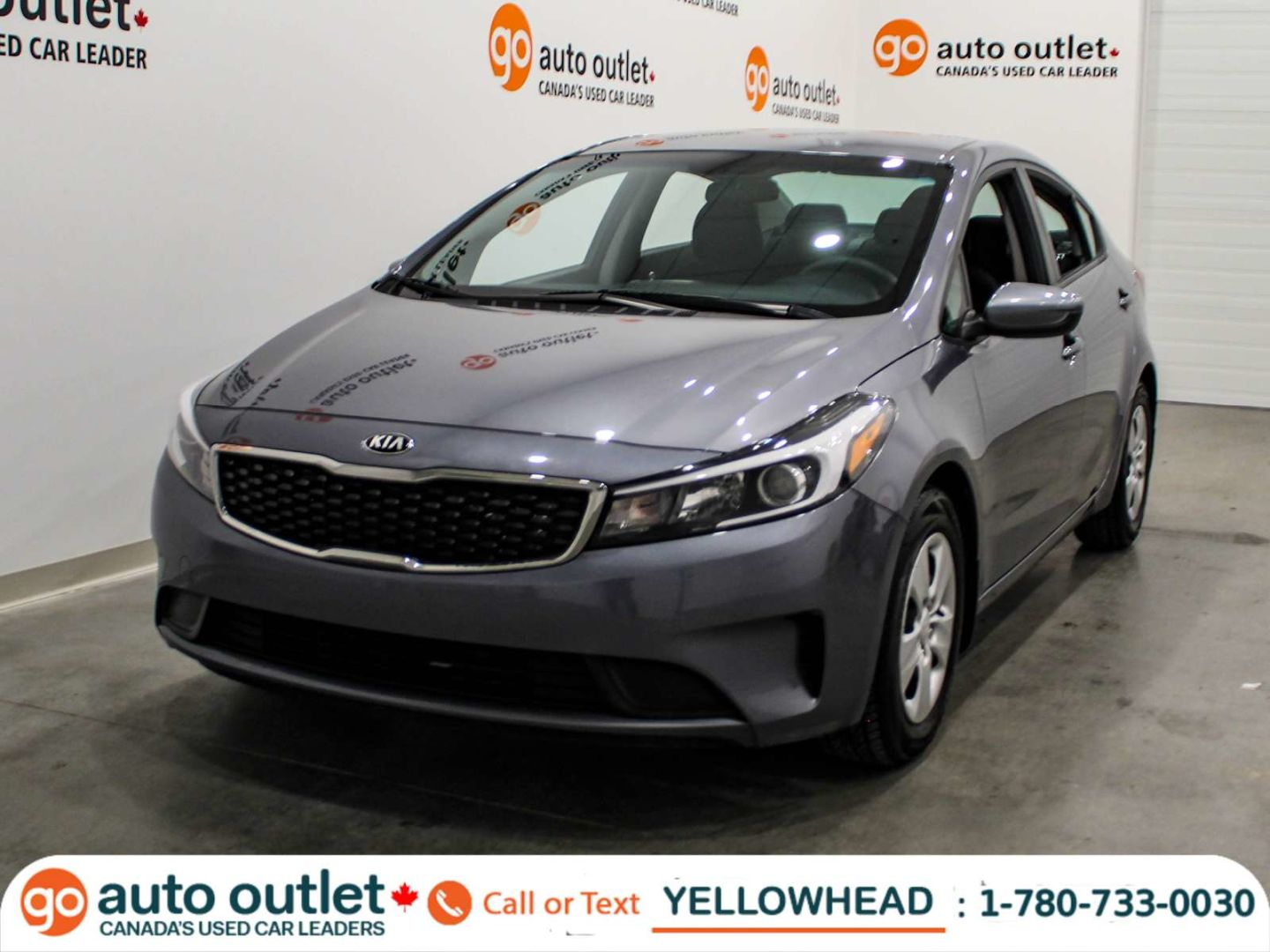 2018 Kia Forte LX for sale in Edmonton, Alberta