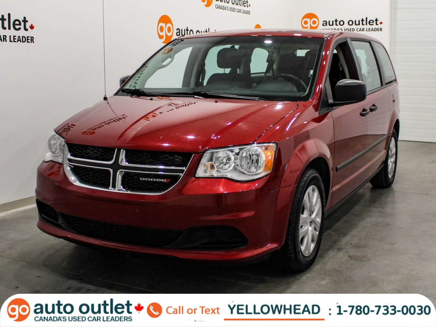 2016 Dodge Grand Caravan Canada Value Package for sale in Edmonton, Alberta