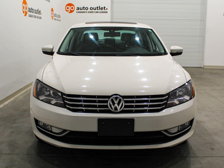 2013 Volkswagen Passat Highline for sale in Edmonton, Alberta