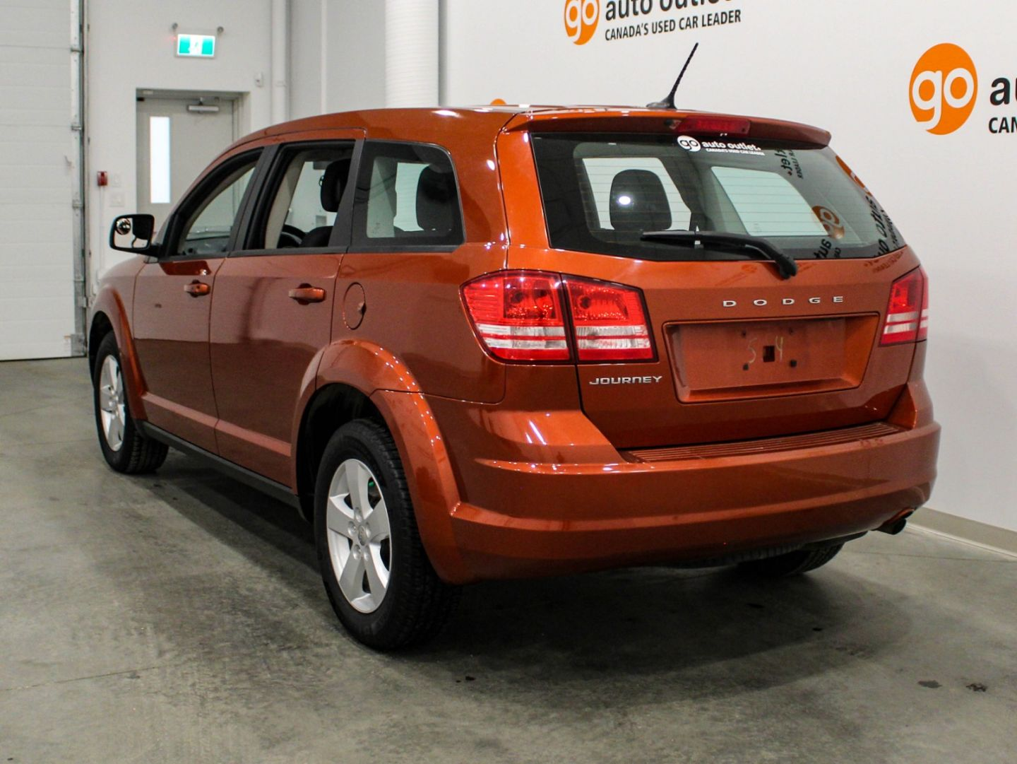 2013 Dodge Journey Canada Value Pkg for sale in Edmonton, Alberta