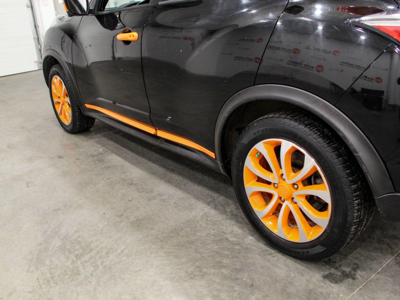 2015 Nissan JUKE SL for sale in Edmonton, Alberta