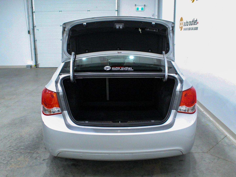 2011 Chevrolet Cruze LT Turbo w/1SA for sale in Edmonton, Alberta