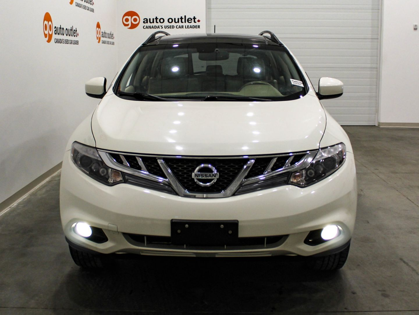 2013 Nissan Murano SL for sale in Edmonton, Alberta