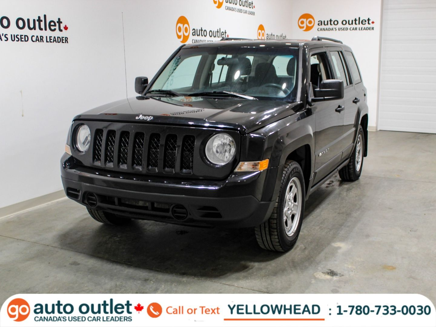 2016 Jeep Patriot Sport for sale in Edmonton, Alberta