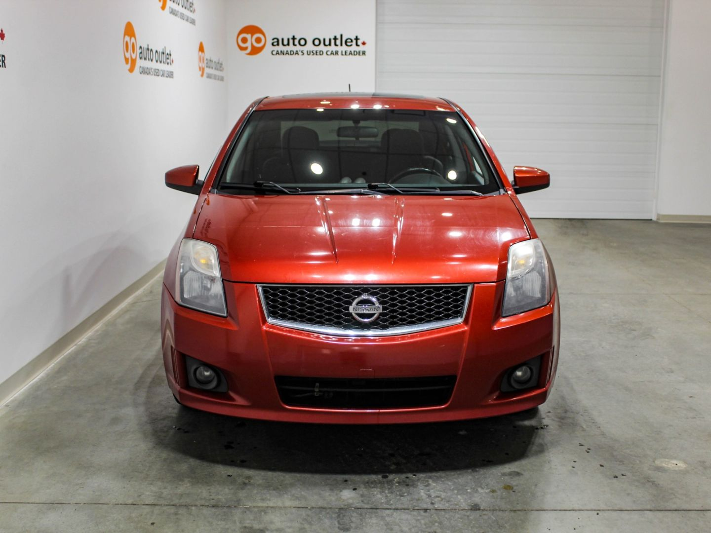 2010 Nissan Sentra SE-R Spec V for sale in ,
