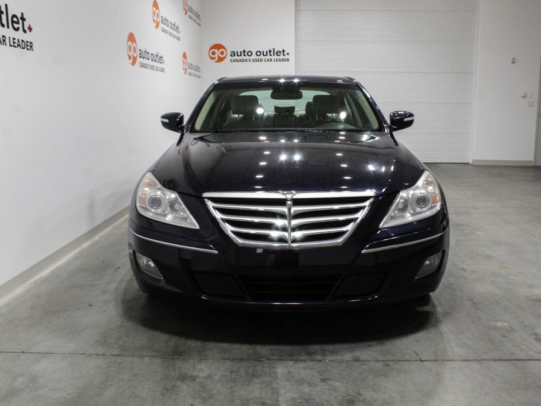 2011 Hyundai Genesis Sedan w/Technology Pkg for sale in Edmonton, Alberta