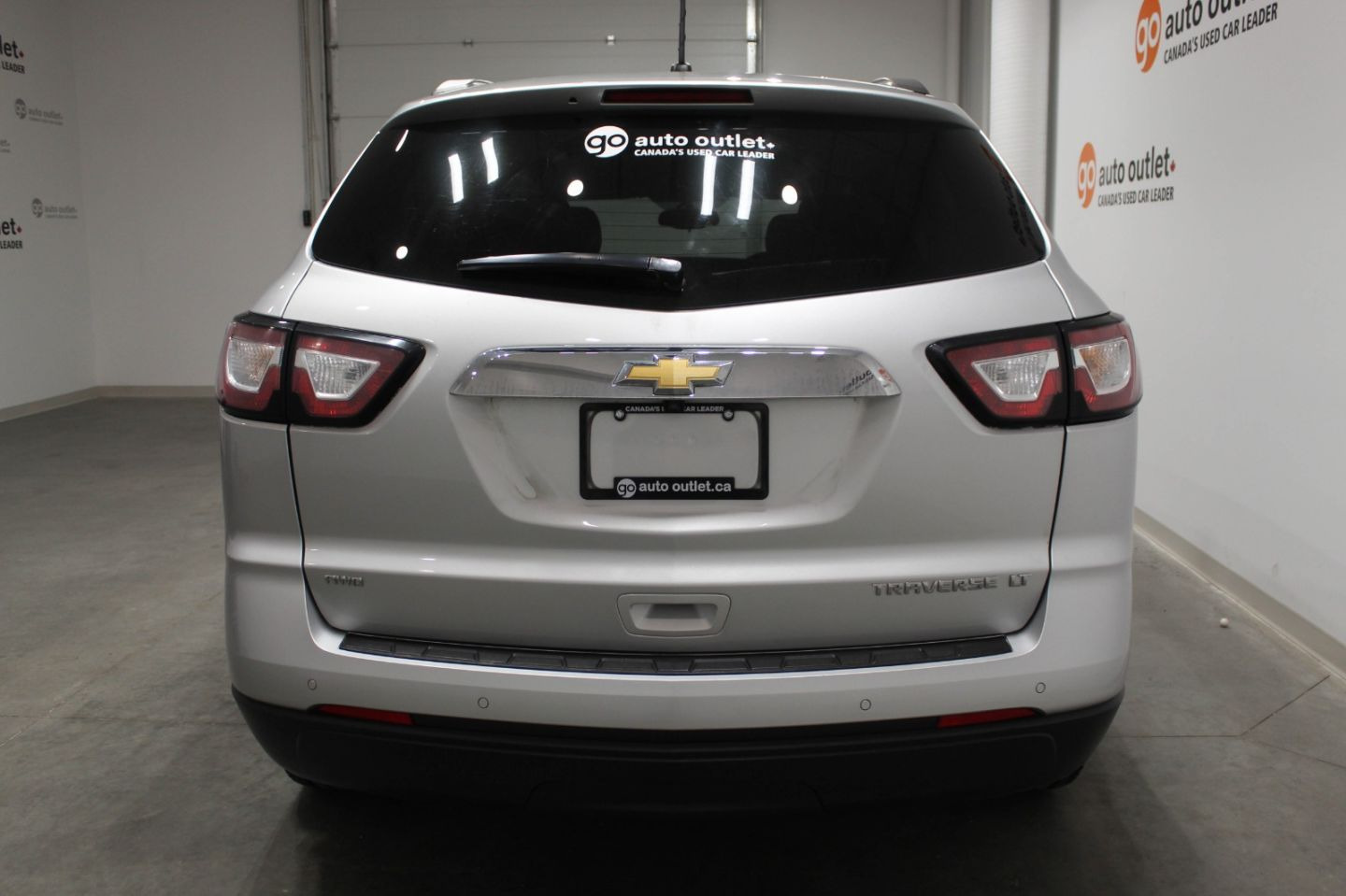 2015 Chevrolet Traverse LT for sale in Edmonton, Alberta