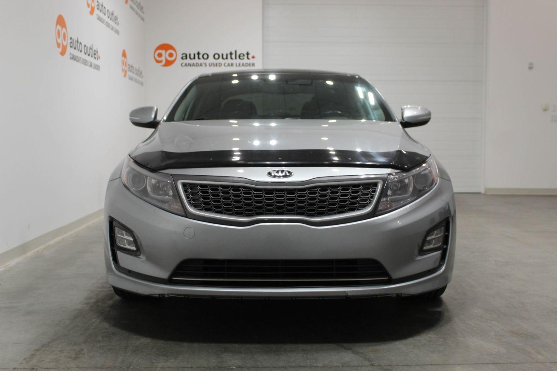 2014 Kia Optima Hybrid EX for sale in Edmonton, Alberta
