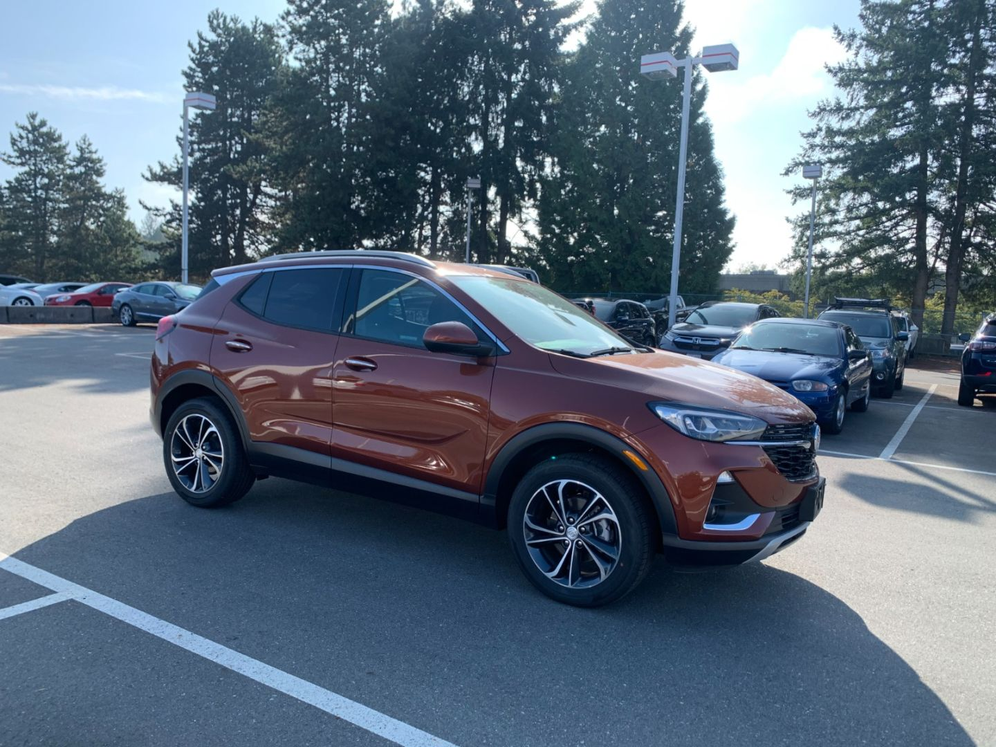 2020 Buick Encore GX Essence for sale in Surrey, British Columbia