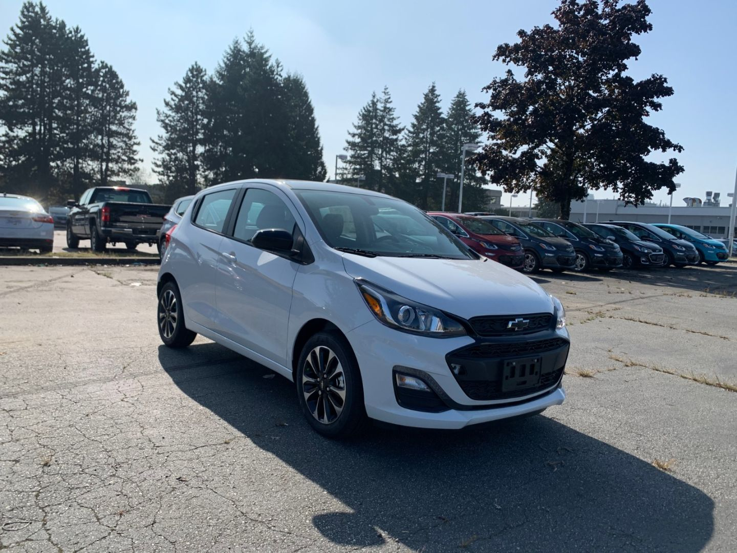 2020 Chevrolet Spark LT for sale in Surrey, British Columbia