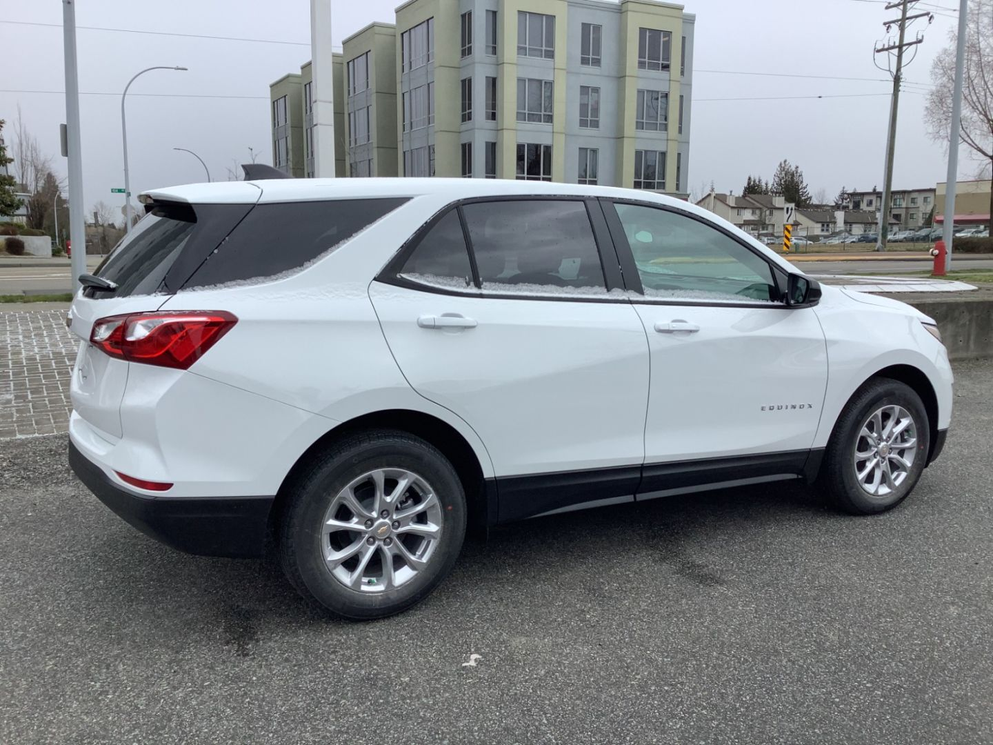 2021 Chevrolet Equinox LS for sale in Surrey, British Columbia