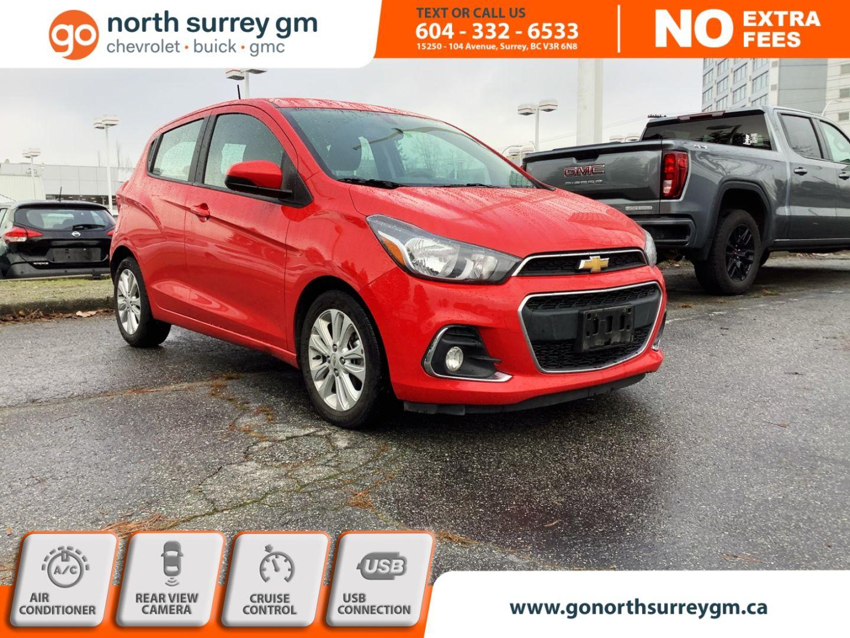 2017 Chevrolet Spark LT for sale in Surrey, British Columbia