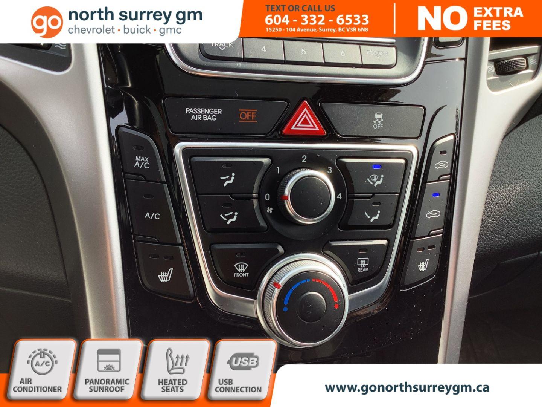 2013 Hyundai Elantra GT GLS for sale in Surrey, British Columbia