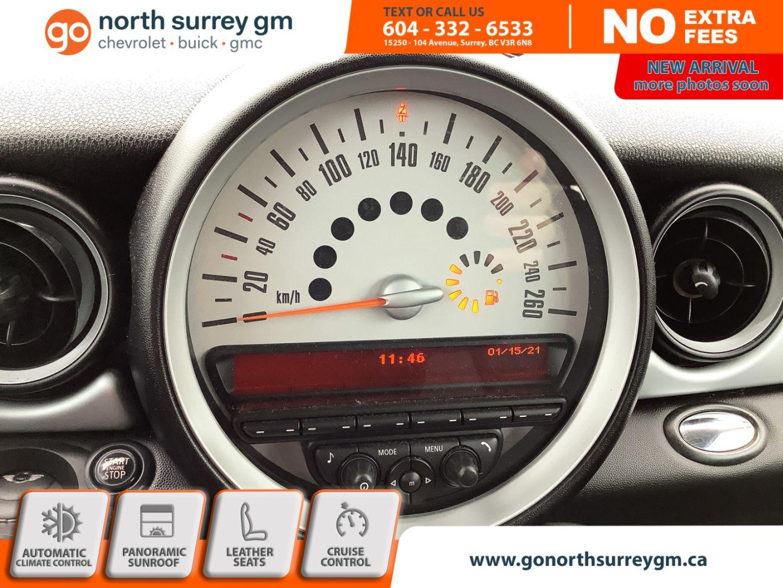 2013 MINI Cooper Hardtop  for sale in Surrey, British Columbia