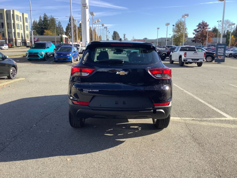 2021 Chevrolet TrailBlazer LS for sale in Surrey, British Columbia