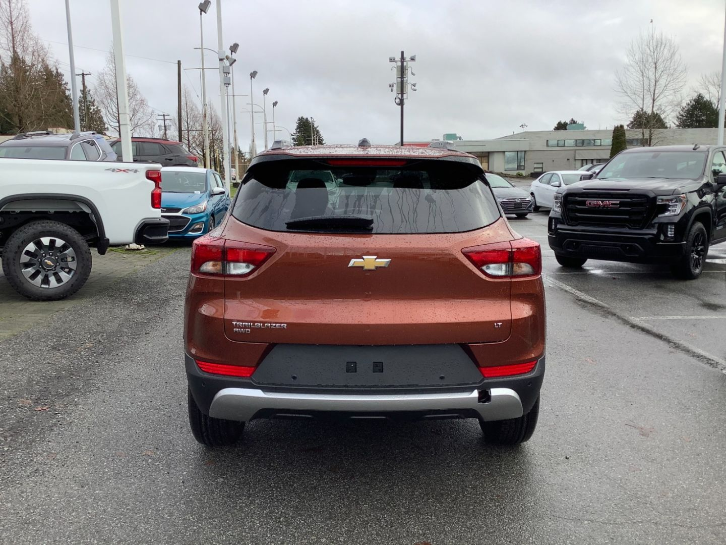 2021 Chevrolet TrailBlazer LT for sale in Surrey, British Columbia