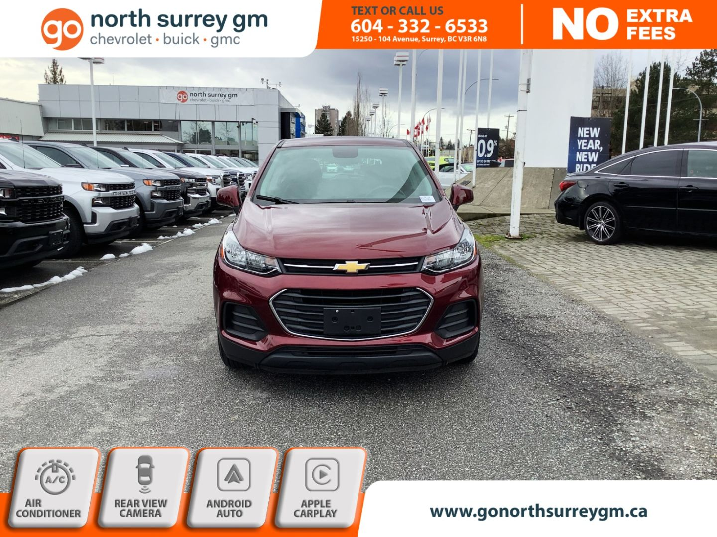 2017 Chevrolet Trax LS for sale in Surrey, British Columbia