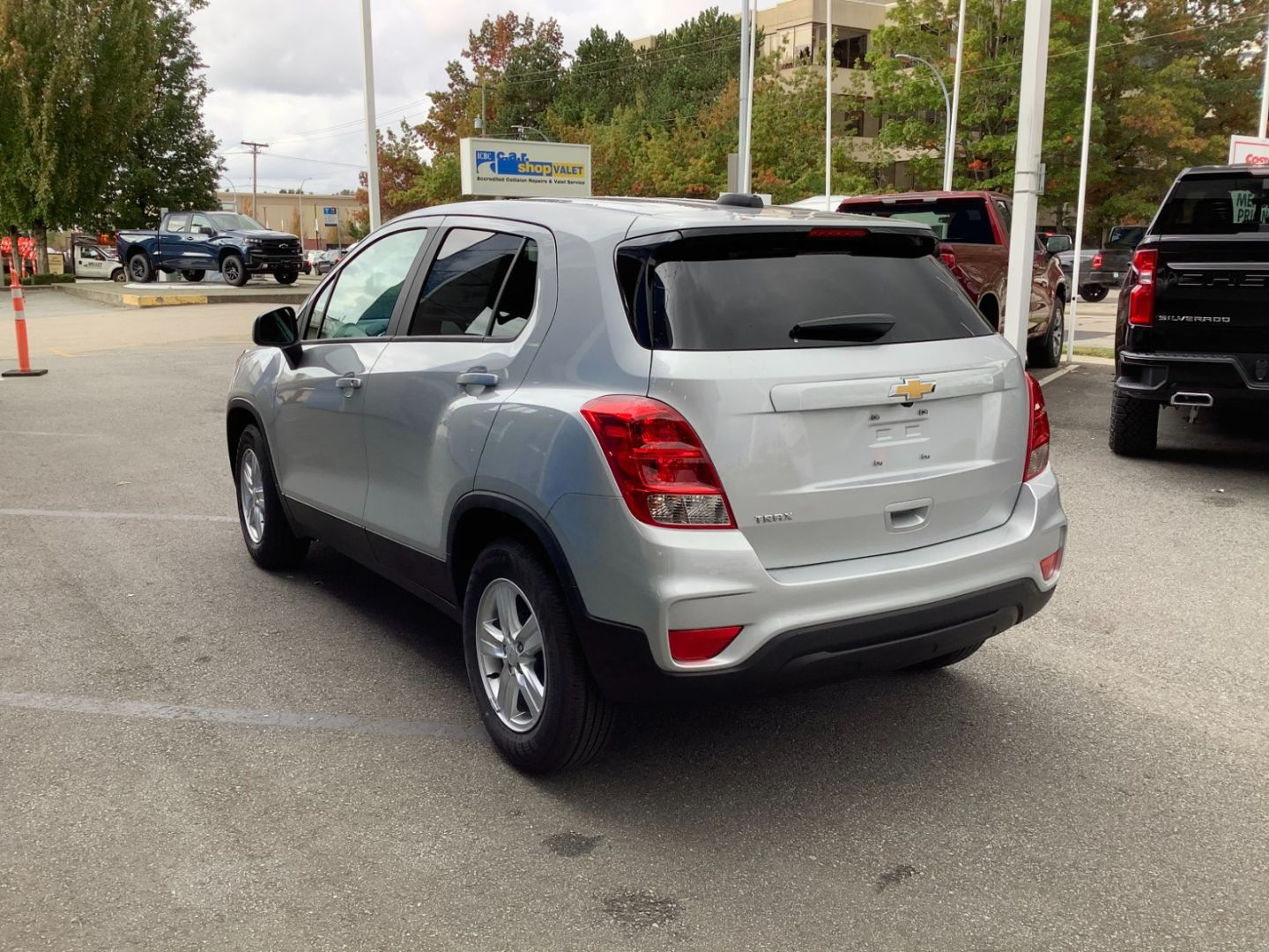 2021 Chevrolet Trax LS for sale in Surrey, British Columbia