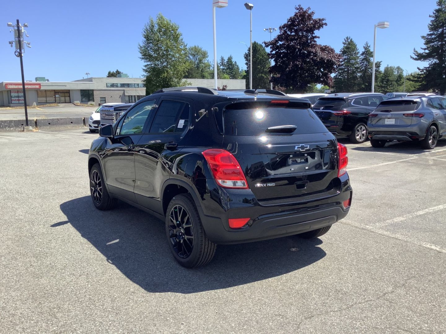 2021 Chevrolet Trax LT for sale in Surrey, British Columbia