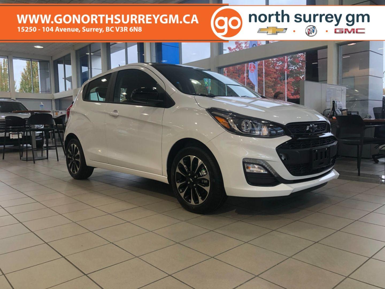 2022 Chevrolet Spark 1LT for sale in Surrey, British Columbia