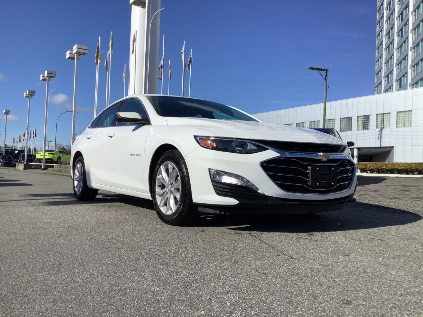 2020 Chevrolet Malibu LT for sale in Surrey, British Columbia