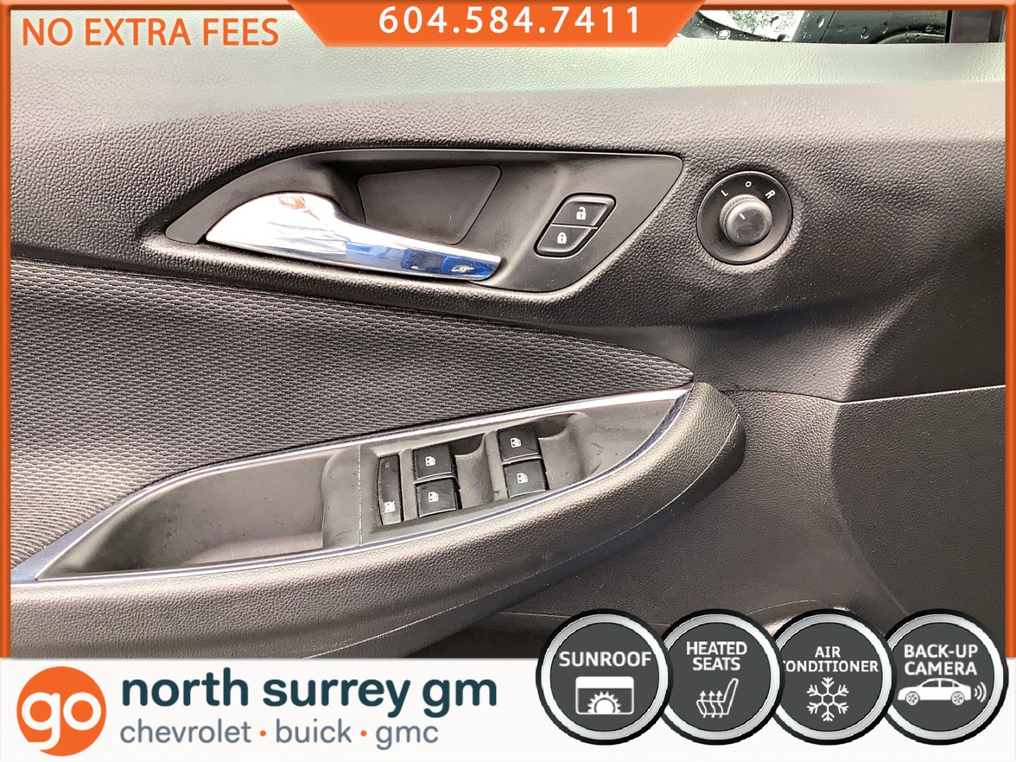 2017 Chevrolet Cruze LT for sale in Surrey, British Columbia