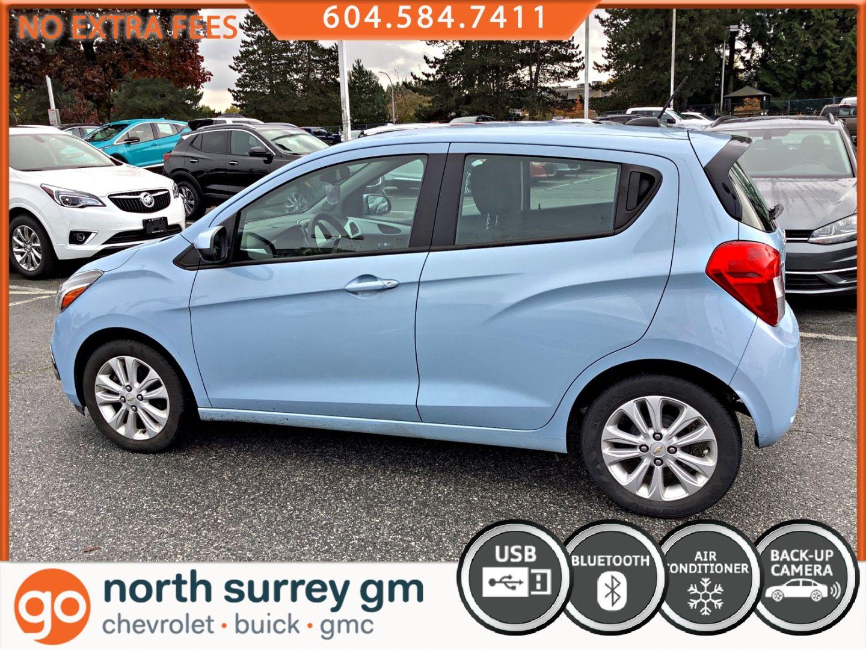2016 Chevrolet Spark LT for sale in Surrey, British Columbia