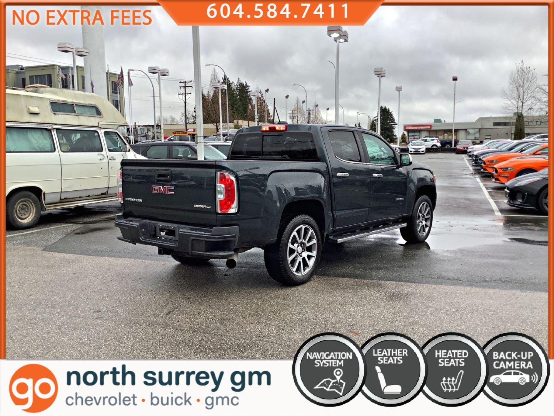 Used 2017 Gmc Canyon 4wd Denali Pw0184 Surrey British Columbia Go Auto