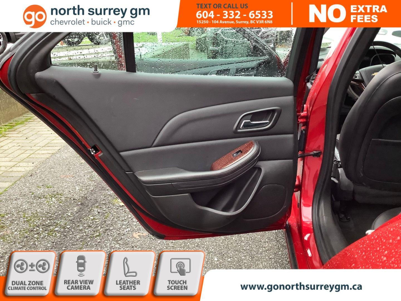 2013 Chevrolet Malibu LT for sale in Surrey, British Columbia