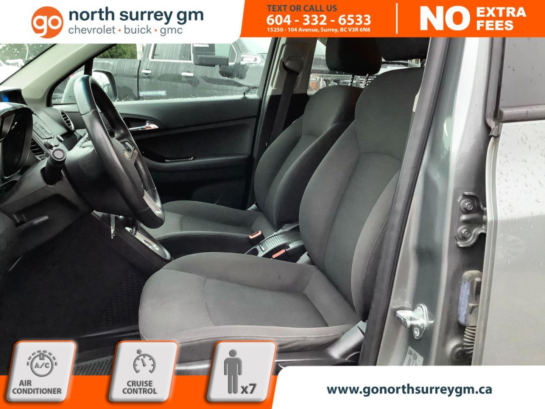 2012 Chevrolet Orlando 1LT for sale in Surrey, British Columbia