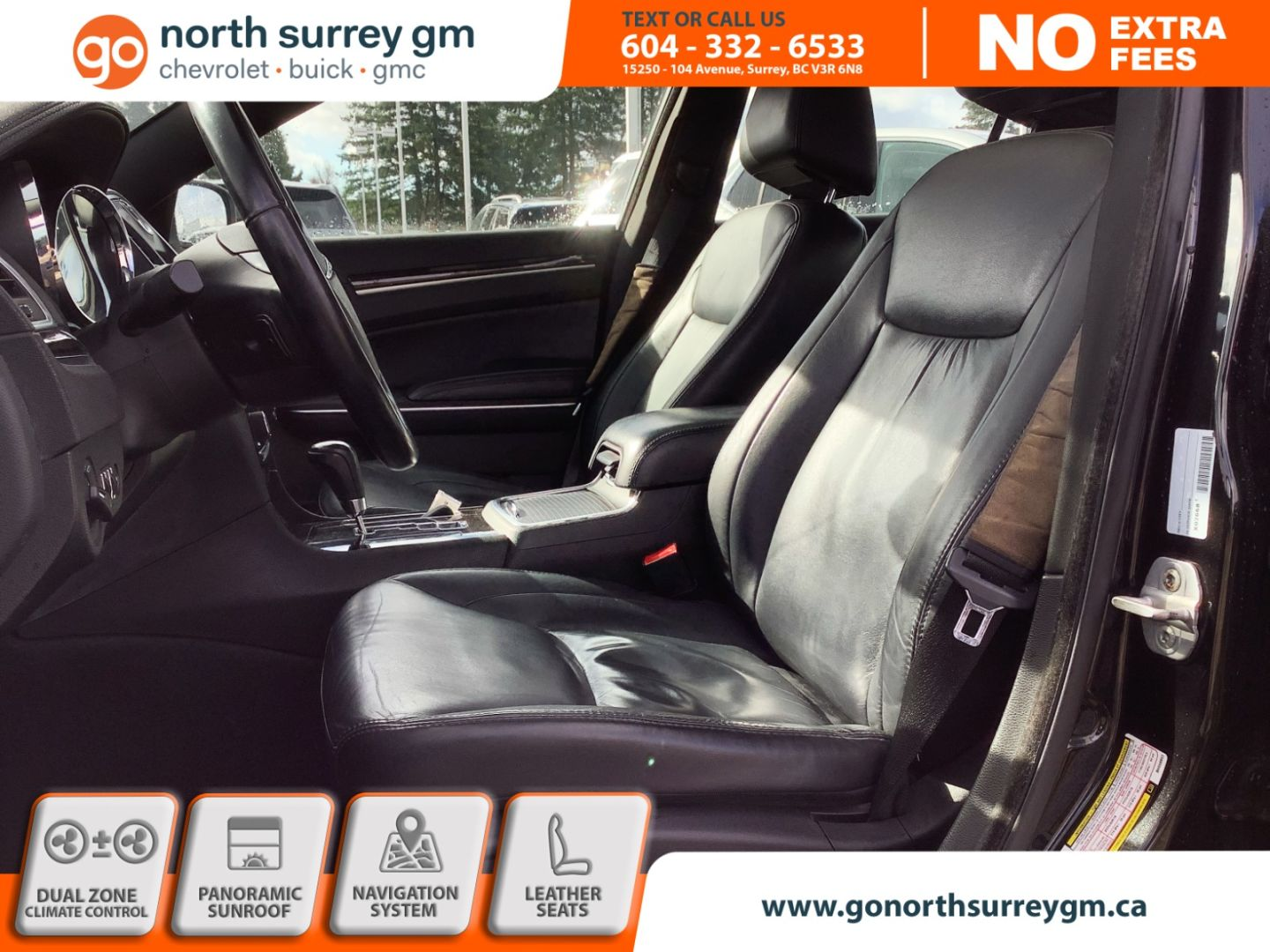2011 Chrysler 300 Limited for sale in Surrey, British Columbia