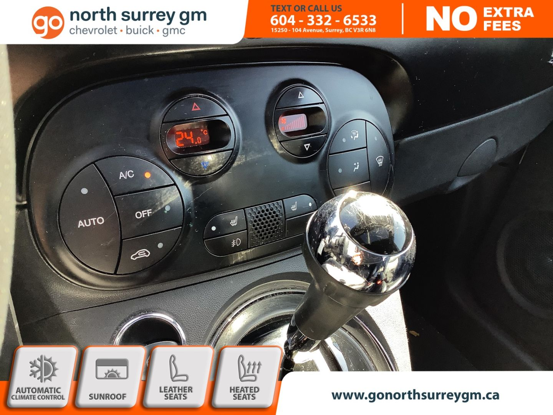 2015 FIAT 500 Sport for sale in Surrey, British Columbia