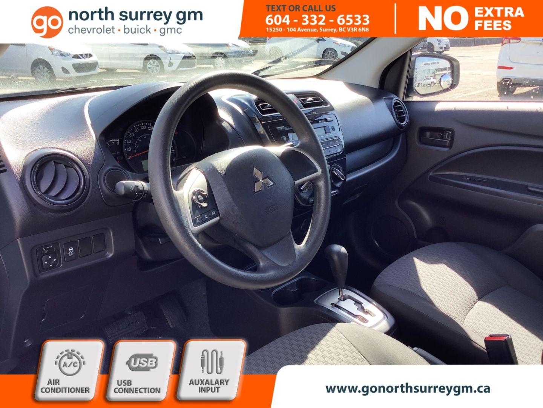 2017 Mitsubishi Mirage ES for sale in Surrey, British Columbia