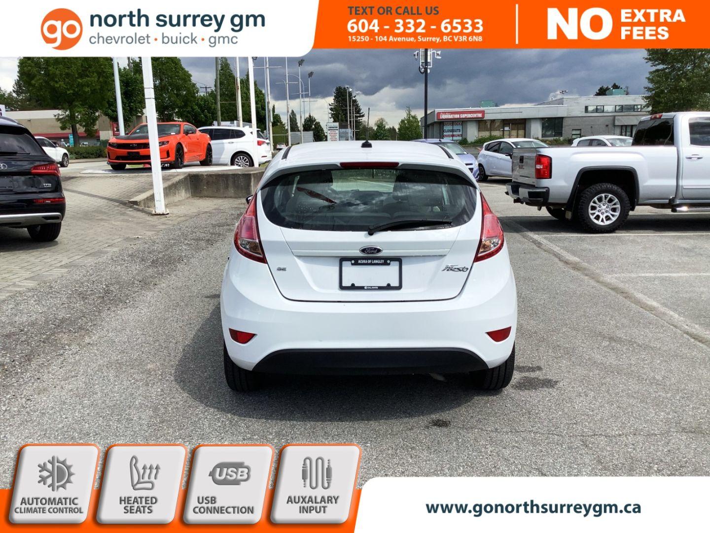 2014 Ford Fiesta SE for sale in Surrey, British Columbia