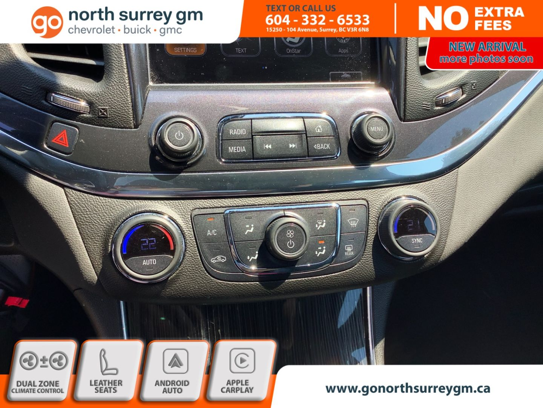 2017 Chevrolet Impala LT for sale in Surrey, British Columbia