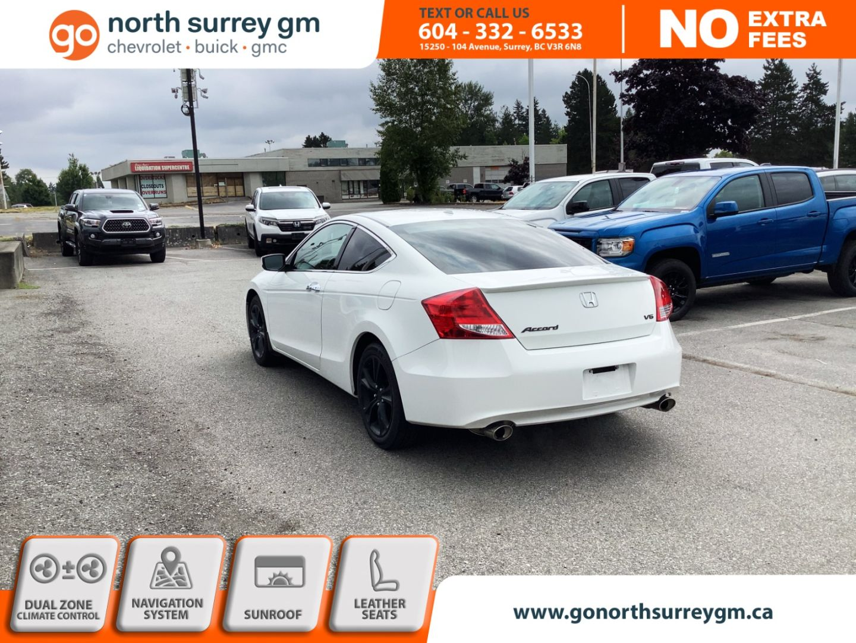 2012 Honda Accord Cpe EX-L w/Navi for sale in Surrey, British Columbia