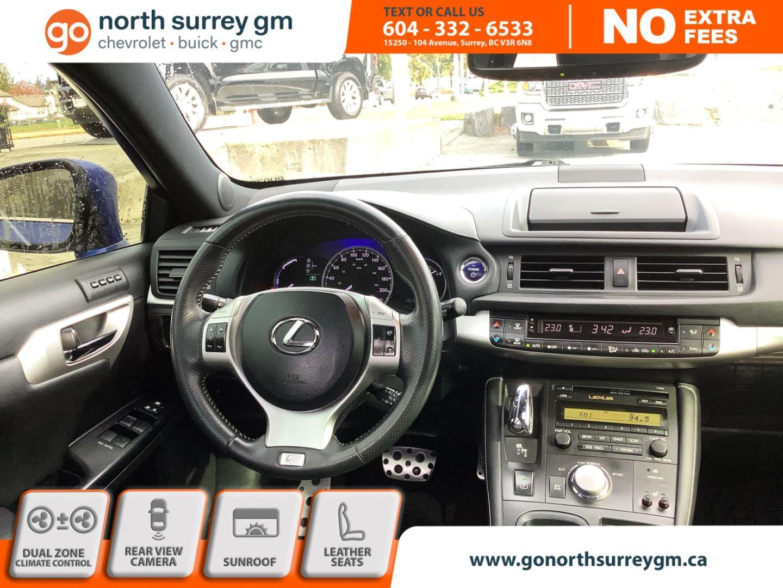 2013 Lexus CT 200h  for sale in Surrey, British Columbia