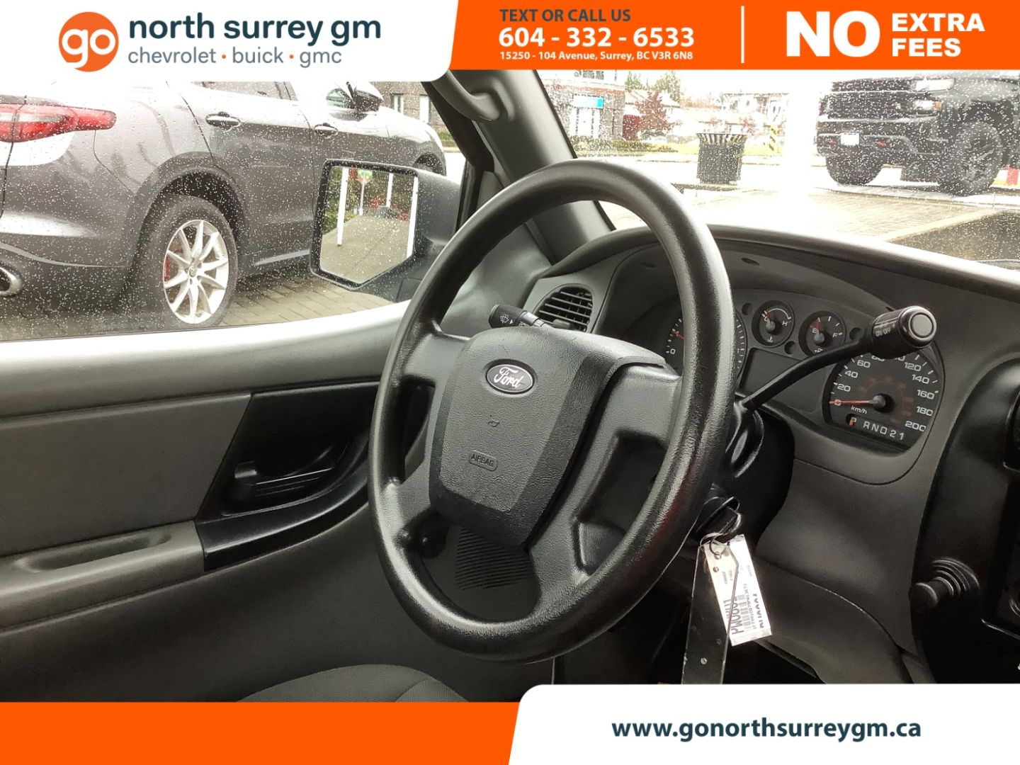 2009 Ford Ranger XL for sale in Surrey, British Columbia