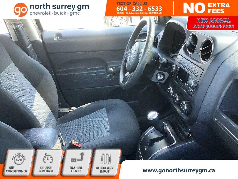 2017 Jeep Patriot Sport for sale in Surrey, British Columbia