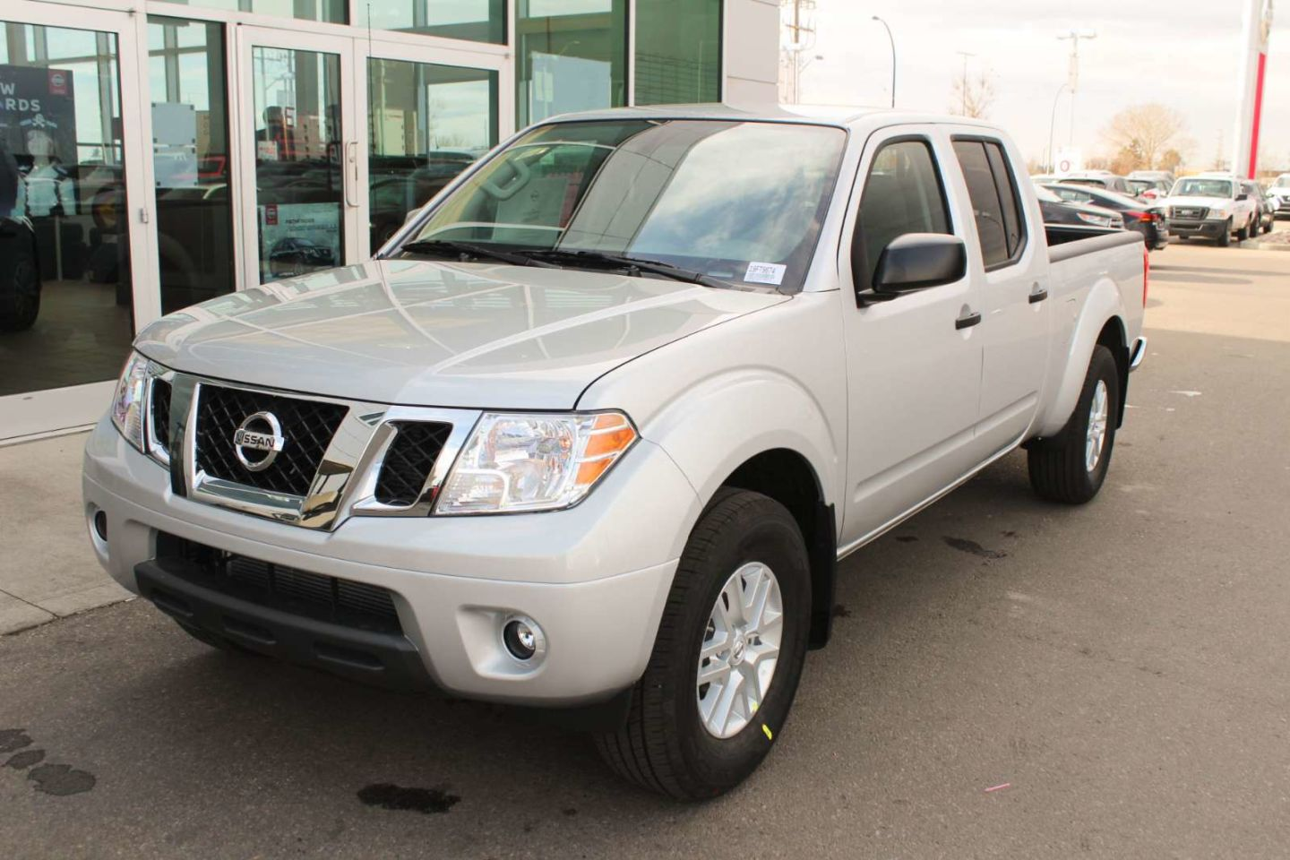 2019 Nissan Frontier SV for sale in Edmonton, Alberta