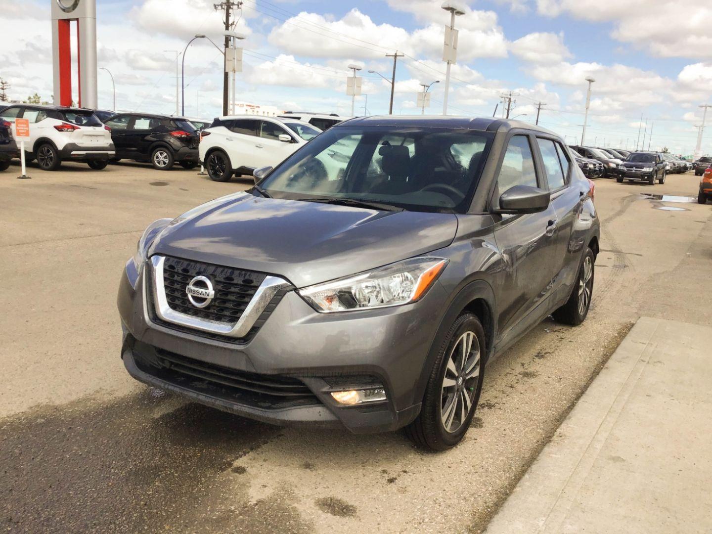 2019 Nissan Kicks SV for sale in Edmonton, Alberta
