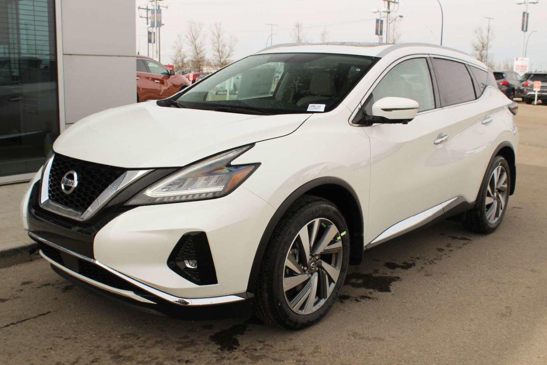 2019 Nissan Murano SL for sale in Edmonton, Alberta