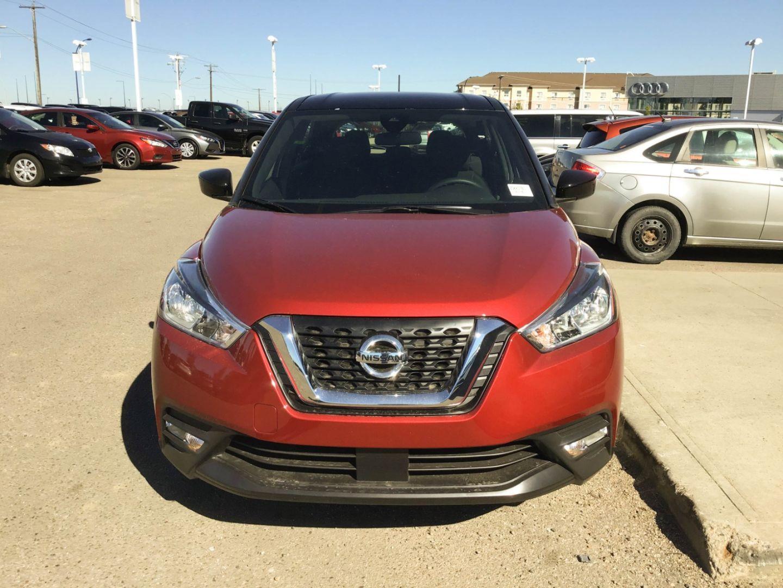 2020 Nissan Kicks SV for sale in Edmonton, Alberta