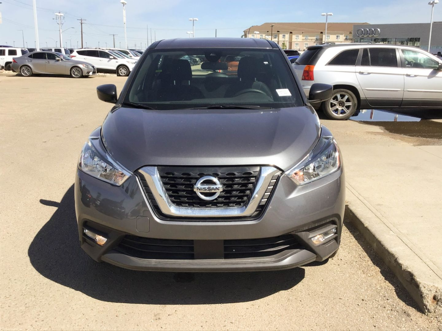 2020 Nissan Kicks S for sale in Edmonton, Alberta