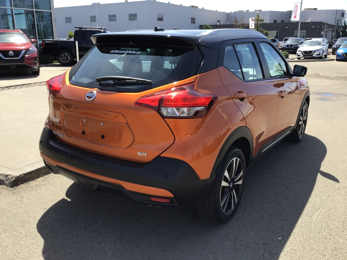 2020 Nissan Kicks SR for sale in Edmonton, Alberta
