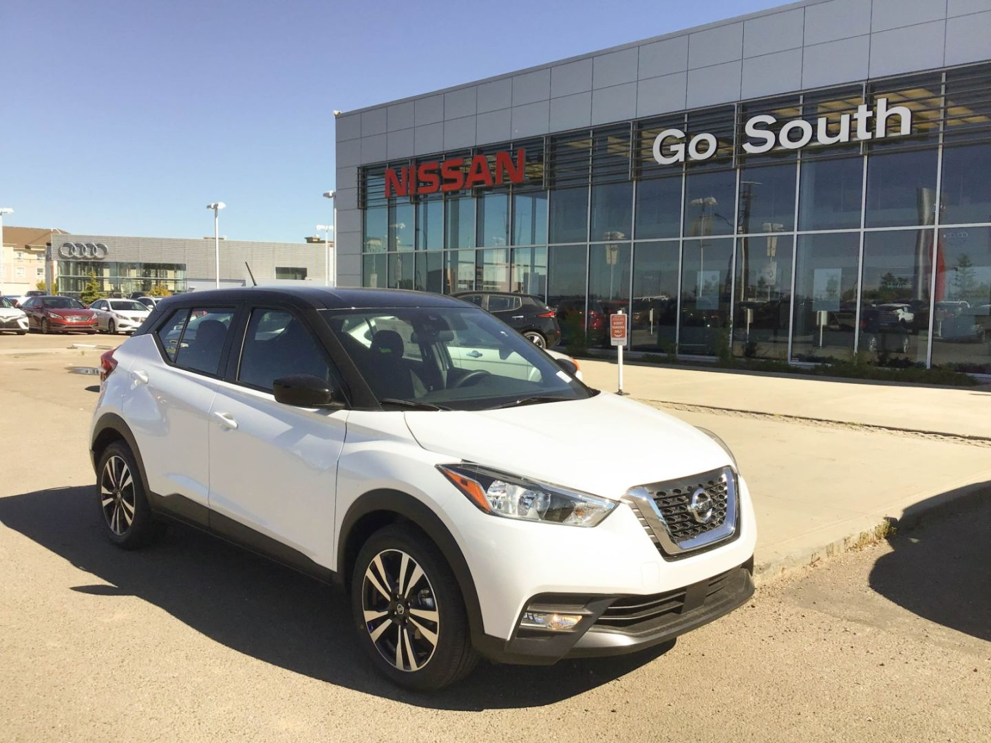 2020 Nissan Kicks SV for sale in Edmonton, Alberta