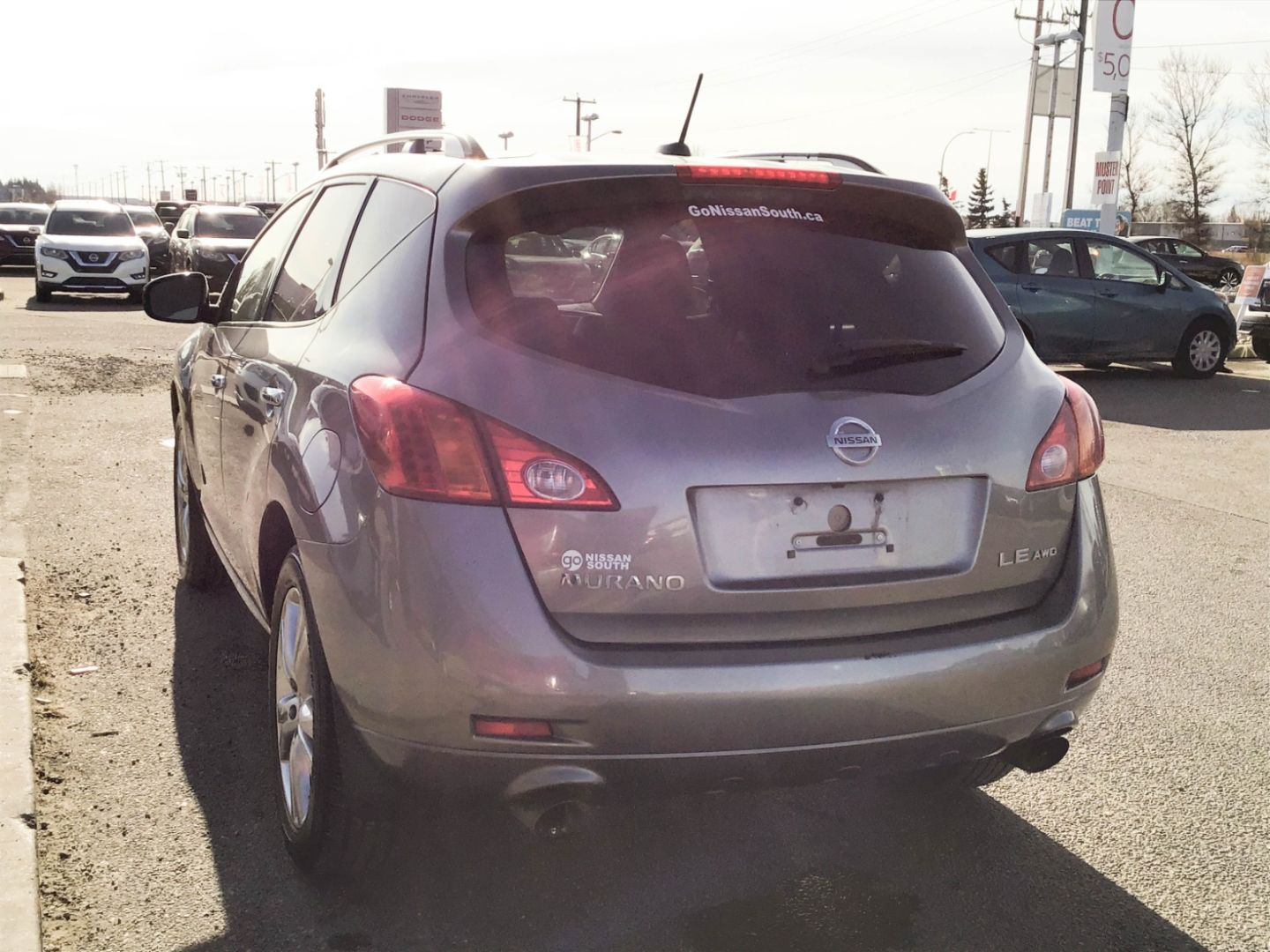2009 Nissan Murano LE for sale in Edmonton, Alberta