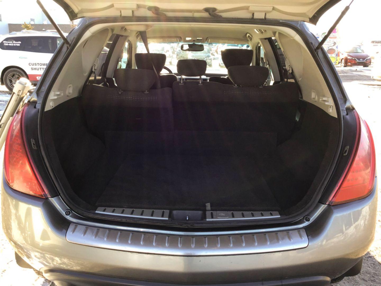 2006 Nissan Murano SL for sale in Edmonton, Alberta