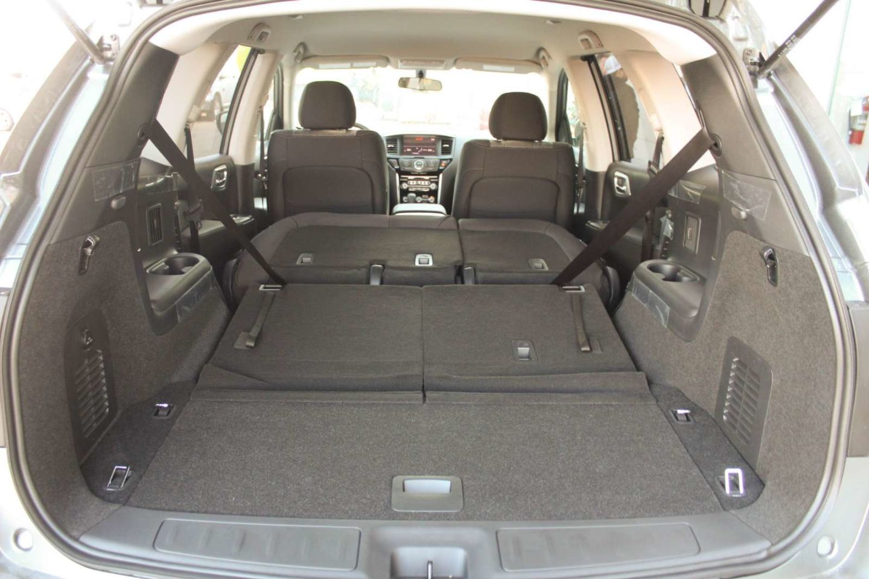 2020 Nissan Pathfinder S for sale in Edmonton, Alberta